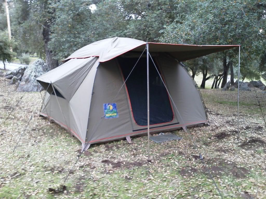 Howling Moon Safari Dome Tent - Expedition Portal & Howling Moon Safari Dome Tent - Expedition Portal | out door fun ...
