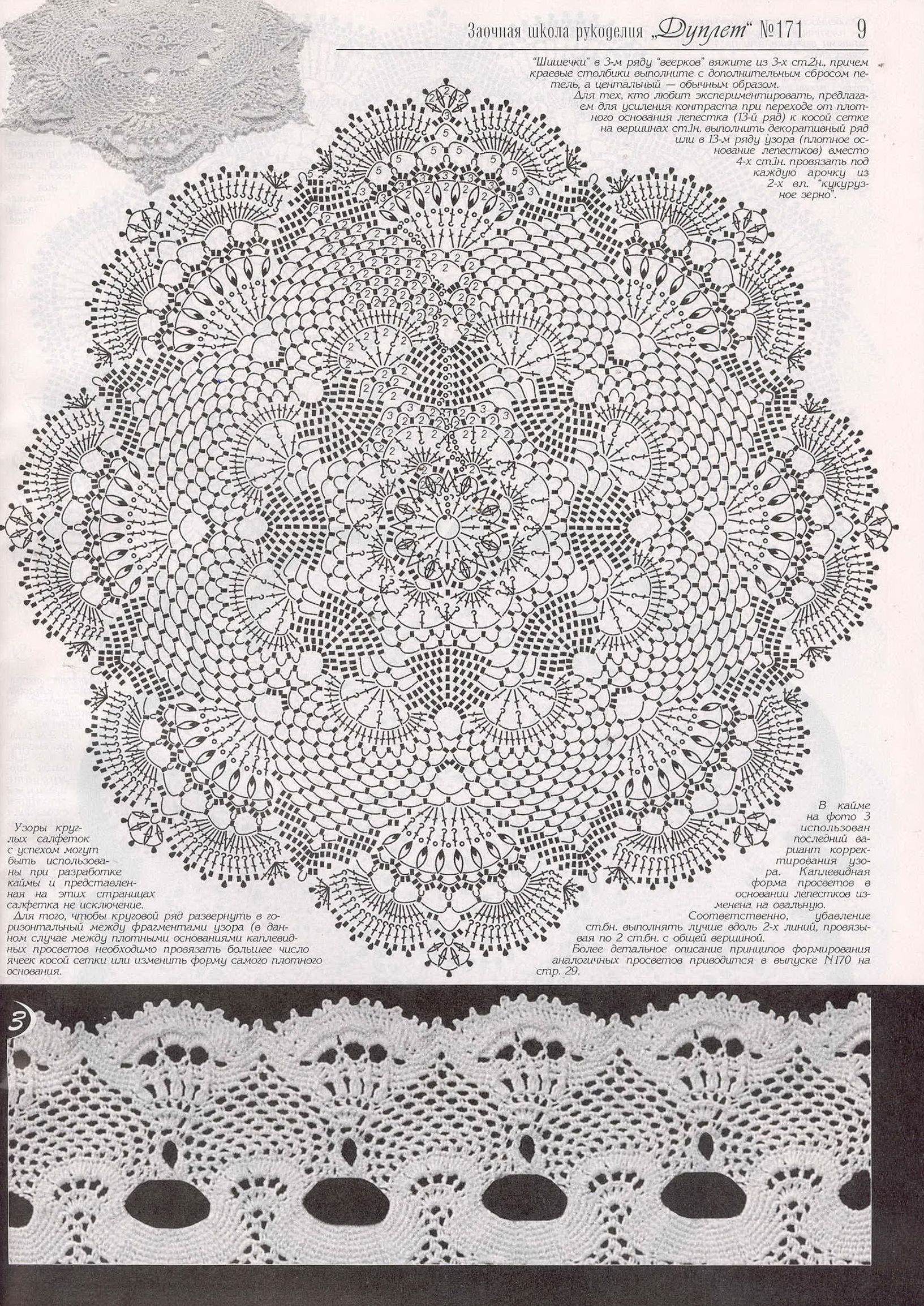 0_10da20_e769816a_orig (1633×2308)   knitted doily   Pinterest ...