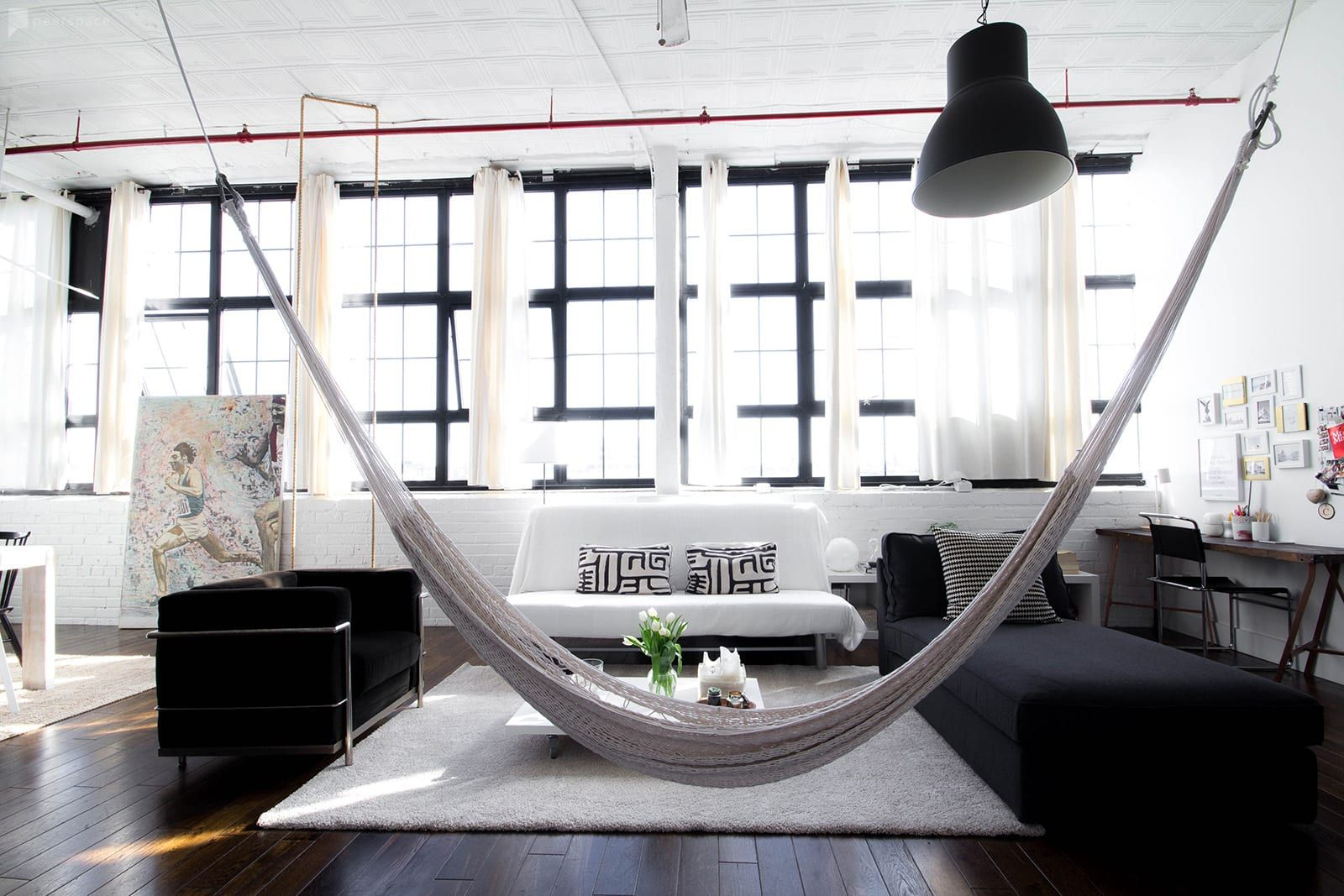 Bushwick Loft with Natural Light and a Roof Top | Roof top, Natural ...