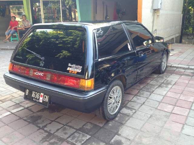 Lapak Wonder Civic 2 Pintu Murah Jakarta Dengan Gambar Mobil