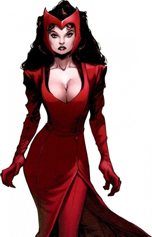 I-explore ang Costume Ideas Marvel Heroes at higit pa! Scarlet Witch ...  sc 1 st  Pinterest & More Beautiful Comic Book Women