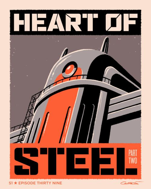Sketch Of Episode 38 Of Batman The Animated Series Heart Of Steel