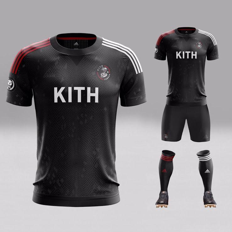 Adidas KITH cobras full kit.  333d95a3c