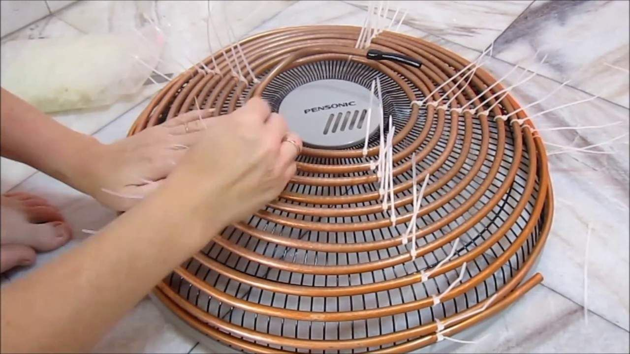 How To Turn Your Fan Into An Airconditioner AC Homemade