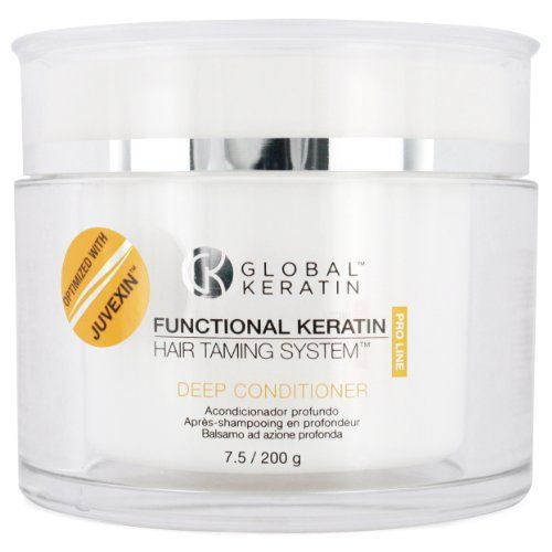 Global Keratin Gk Deep Conditioner 7 5 Oz Deep Conditioner Hair Products Online Keratin Treatment