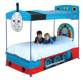 Thomas The Train Bed Frame And Bedding