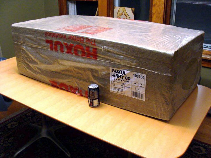 Roxul Insulation Package | diy | sound panel acounstic ...