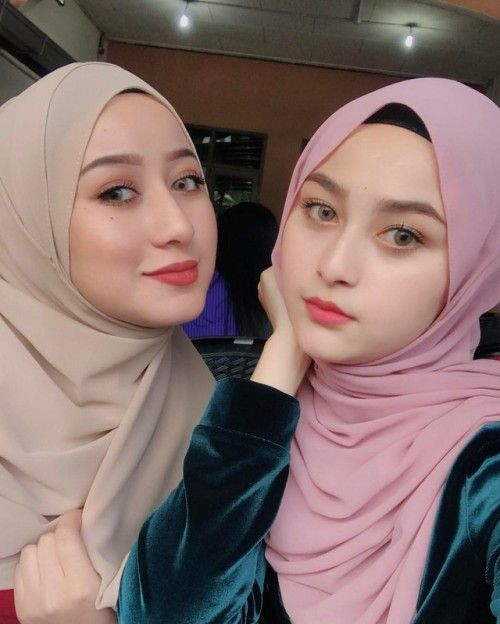 Koleksi Gadis Tudung hijab Pinterest