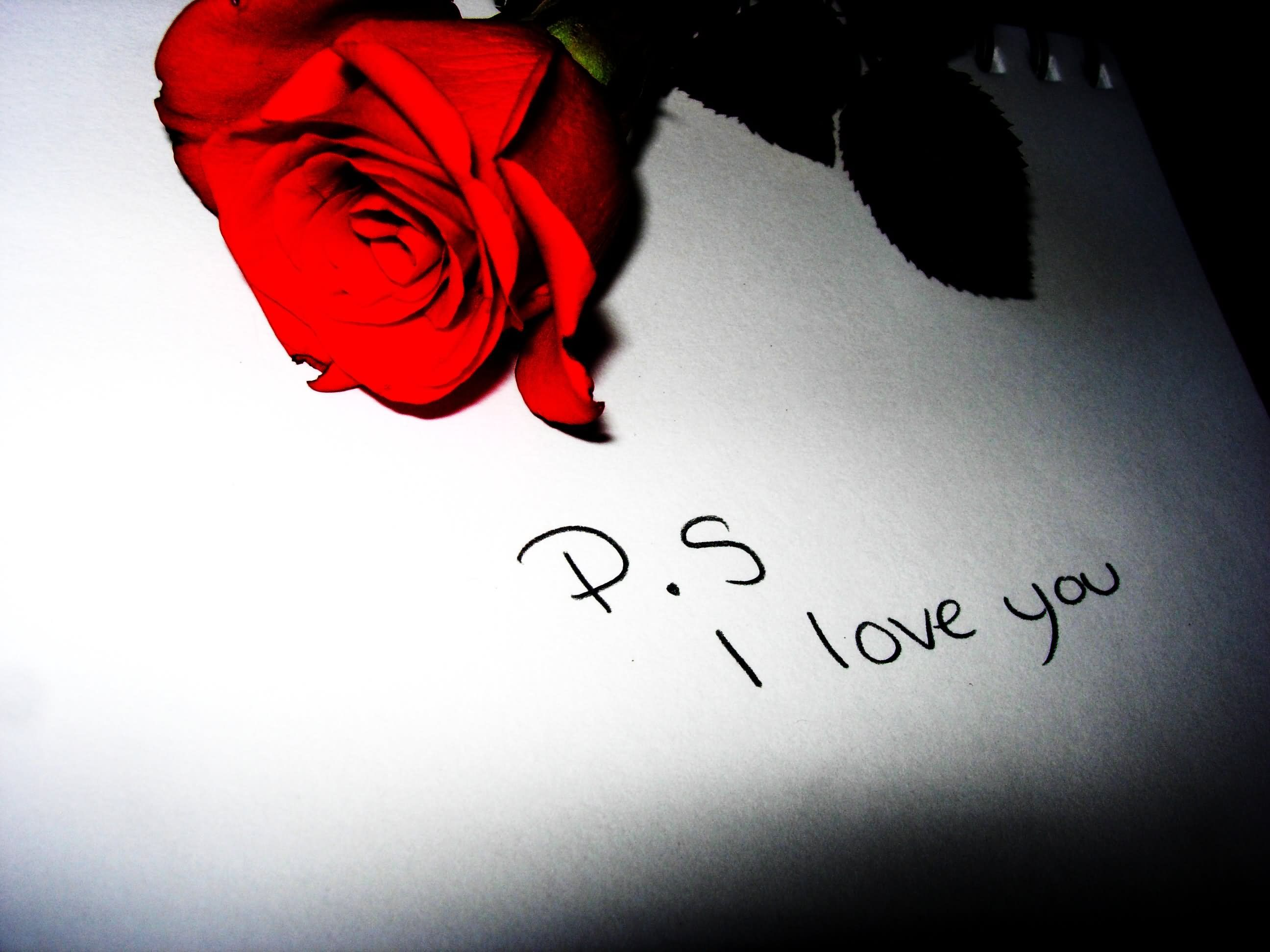 P.S I Love You