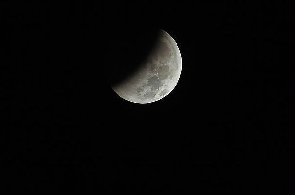 First Lunar Eclipse of 2012 on June 4