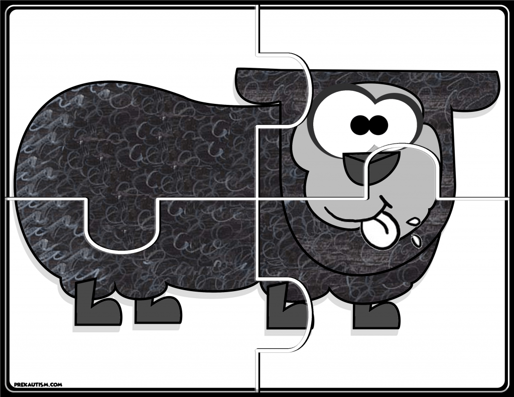 Brown Bear 1 5 Puzzles