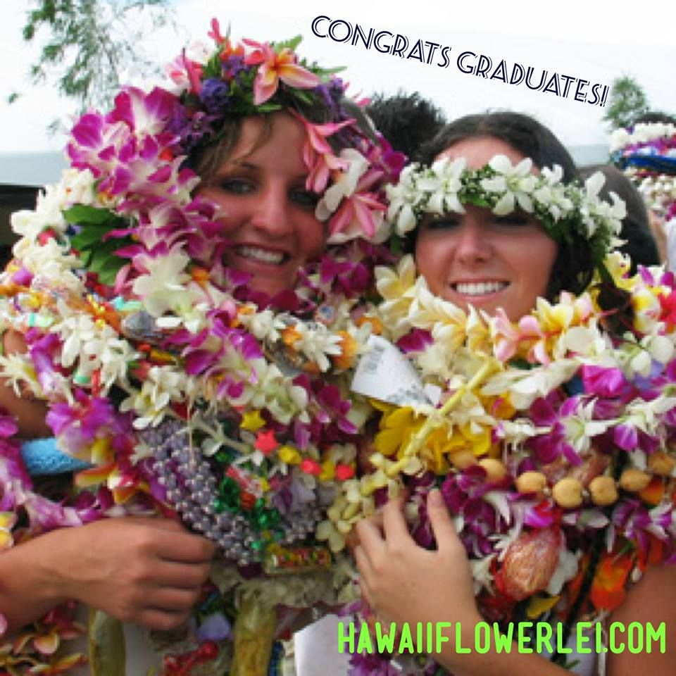 Pin by hawaii flower lei on graduation leis pinterest aloha hawaiian leis expertly crafted in hawaii and delivered nationwide overnight in our exclusive lei cooler fresh on time hawaiian lei delivery guaranteed izmirmasajfo