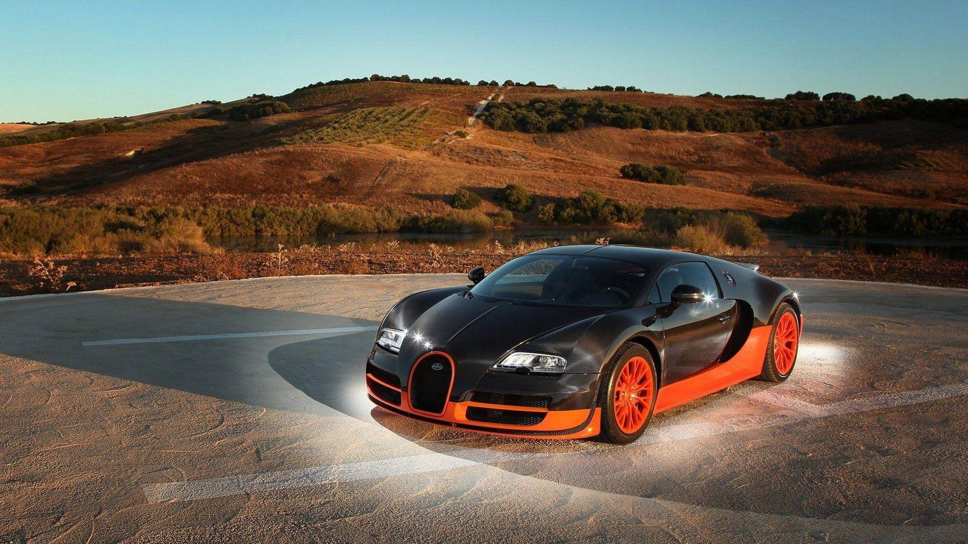 Wallpapers For Fantastic Bugatti Resolution 1920x1080 Bugatti Veyron Super Sport Sports Car Bugatti Cars