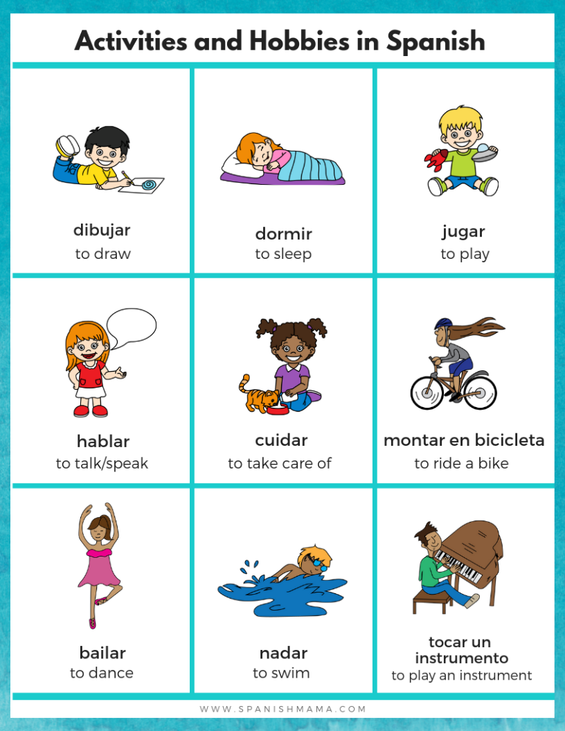 Spanish For Kids Starter Kit Learning Spanish For Kids Spanish Language Learning Spanish Lessons For Kids
