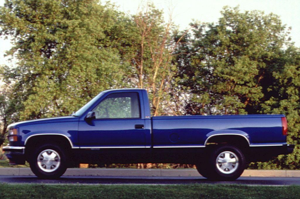 1990 98 Gmc Sierra Consumer Guide Auto Gmc Sierra Gmc Gmc Truck