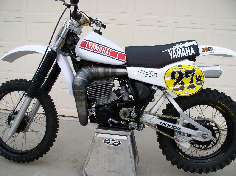 Yamaha Yz 465 Yamaha Vintage Motocross Youth Dirt Bikes
