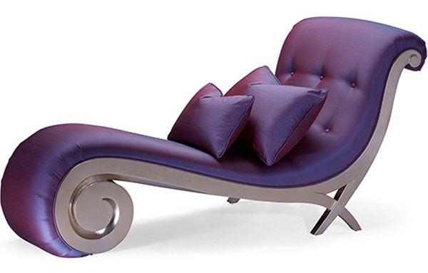 Purple Lounge Chair Design De Moveis Sofa Roxo Decoracao Cozinha Criativa