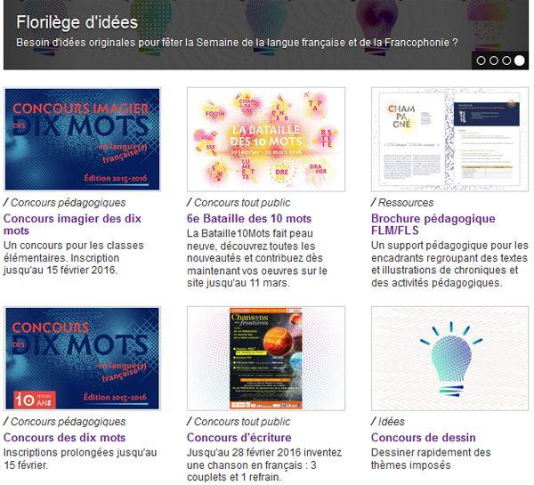 Florilège d'idées : #Concours10mots #Imagier10mots #Bataille10mots #DisMoiDixMots ...