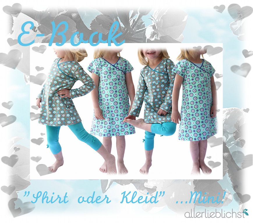 Shirt oder Kleid - Mini! Allerlieblichst