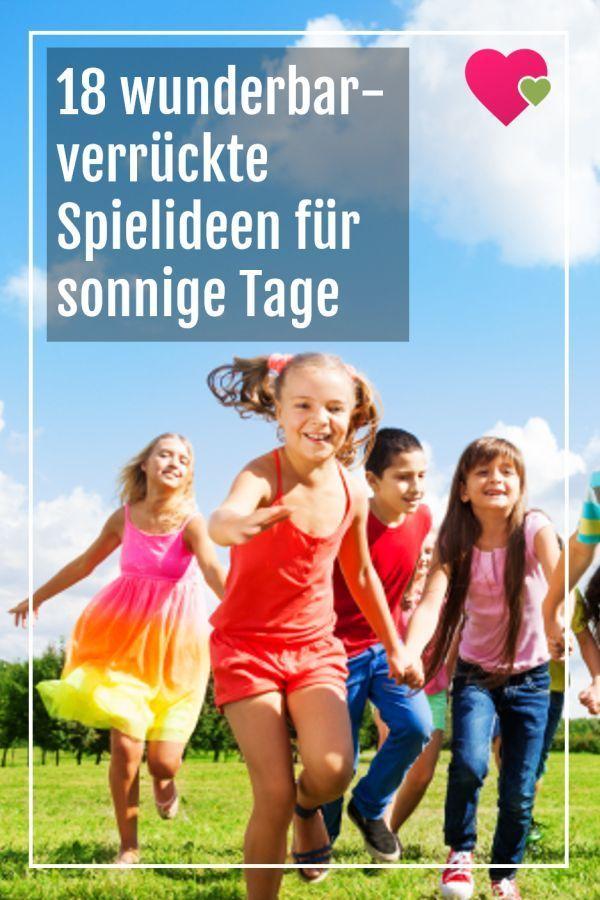 Photo of 18 wunderbar-verrückte Spielideen für den Sommer – NetMoms.de