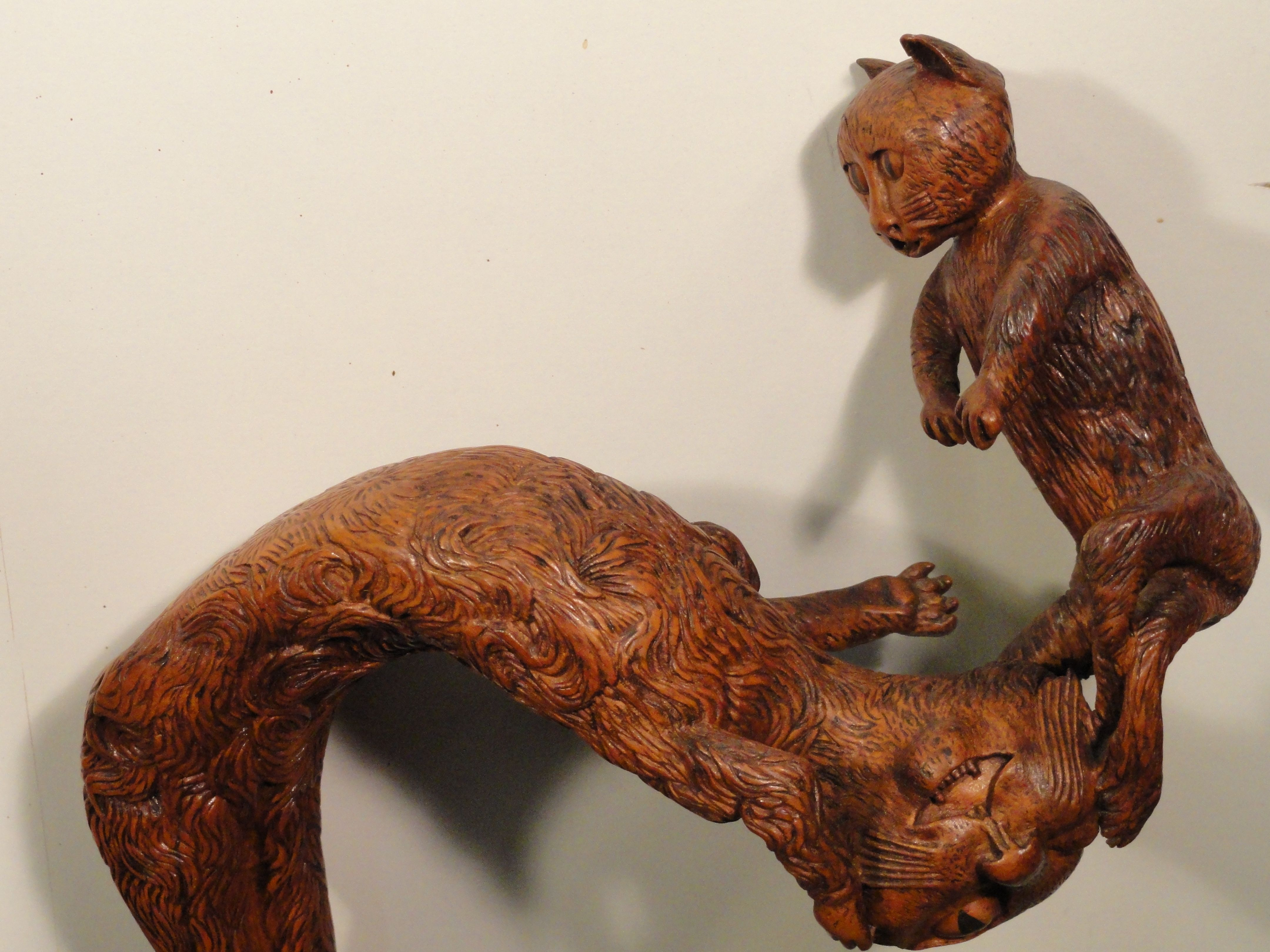 Sculpture de Pierre Damiean