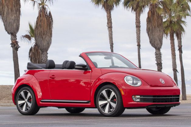Autoblog We Obsessively Cover The Auto Industry Volkswagen Beetle Convertible Vw Beetle Convertible Beetle Convertible