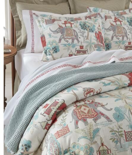 Lively Vivid Tones Mix And Mingle To Create A Gorgeous East Indian Influenced Design Graceful Ai Country Curtains Comforter Sets Restful Bedrooms