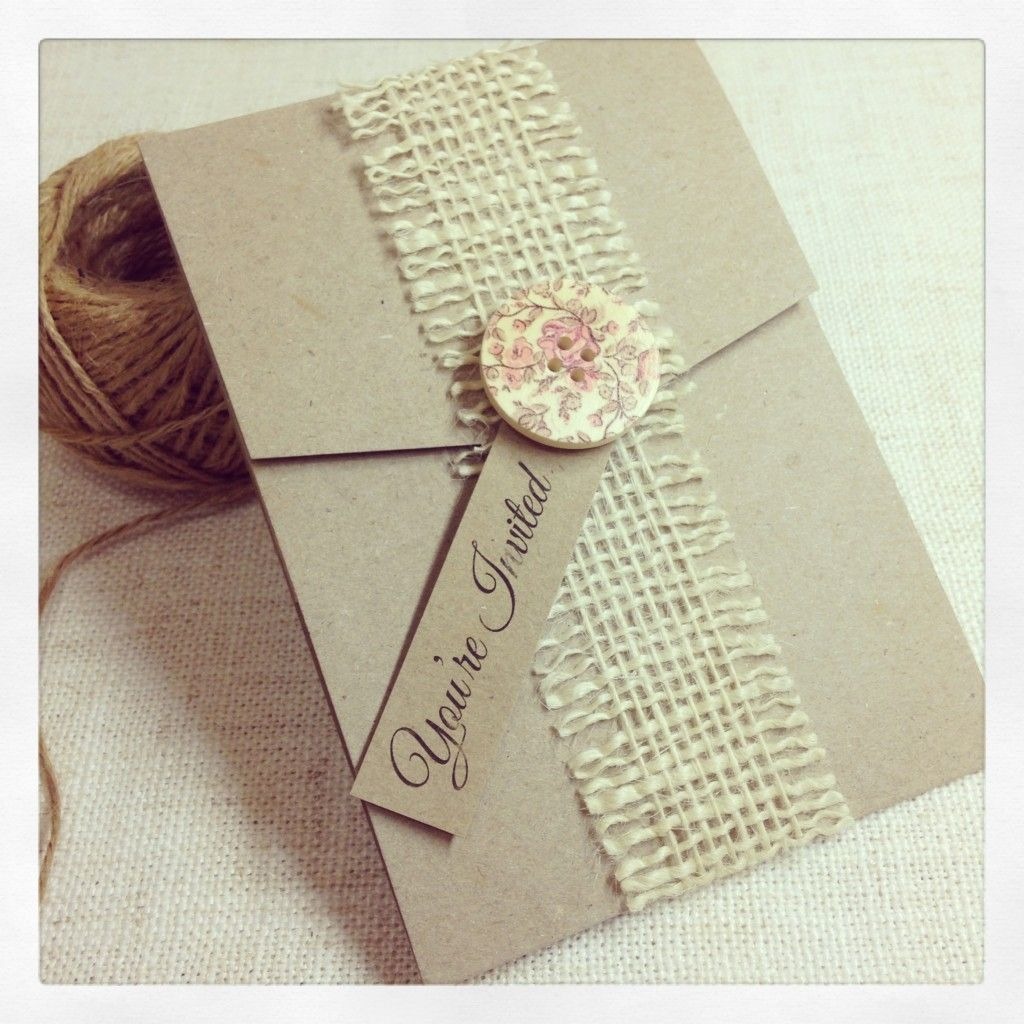 Wedding Ideas Queensland: Wedding-invitations-engaging-rustic-wedding-invitations