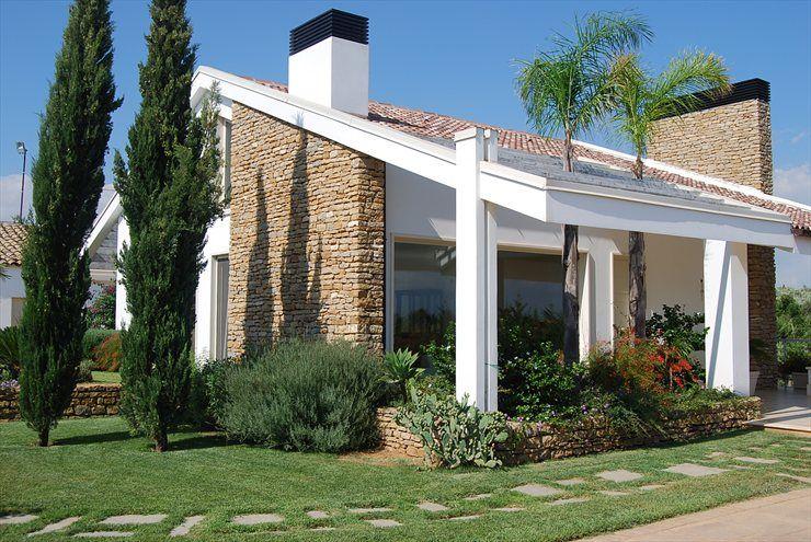 Ville in campagna ville case di campagna moderne case for Progetti di case moderne