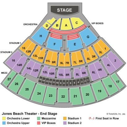 Nikon At Jones Beach Theater Seating Chart Jpg 412 412 Beach Theater Jones Beach Rammstein