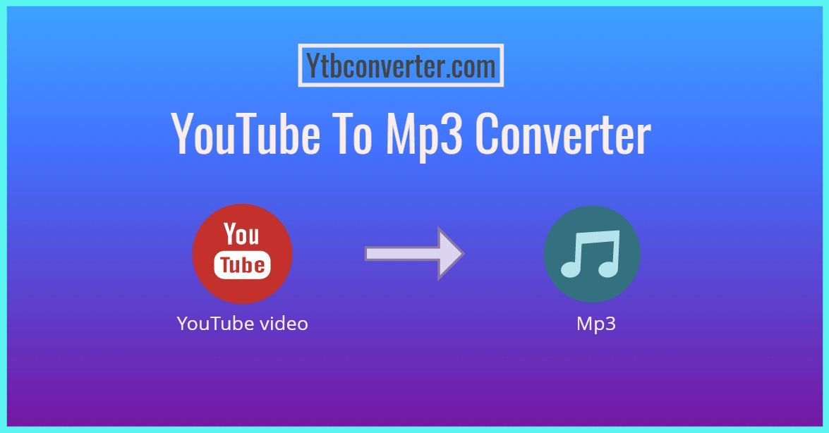 Youtube To Mp3 Converter In 2021 Youtube Music Converter Music Converter Converter App