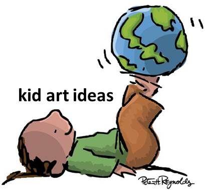 http://www.pinterest.com/anniesacres/kid-art-ideas/