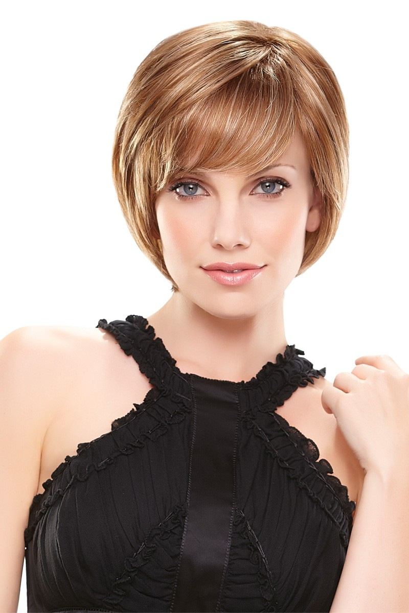 Lace Front Straight Synthetic Best Short