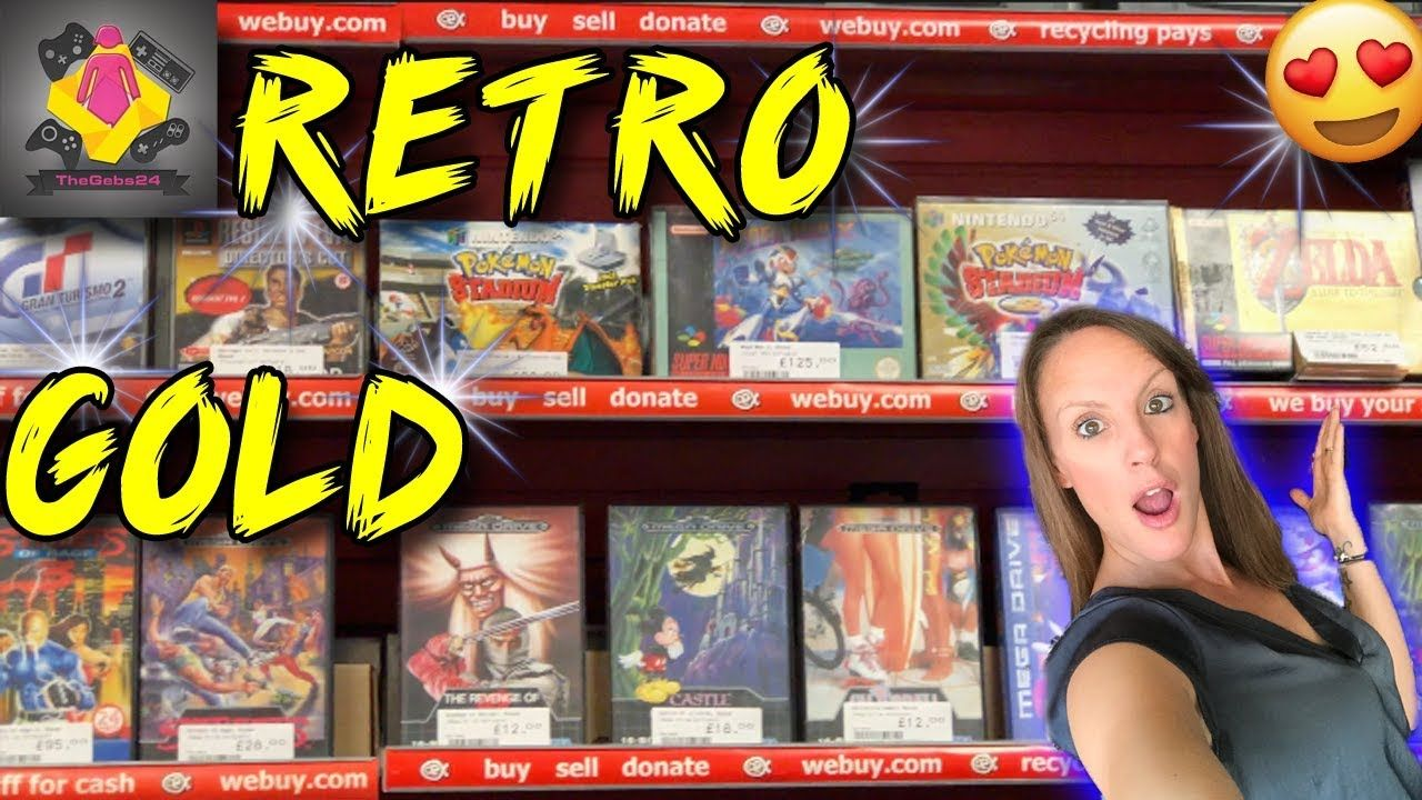 5 Retro Game Challenge, Retro Games AND an awesome Comic