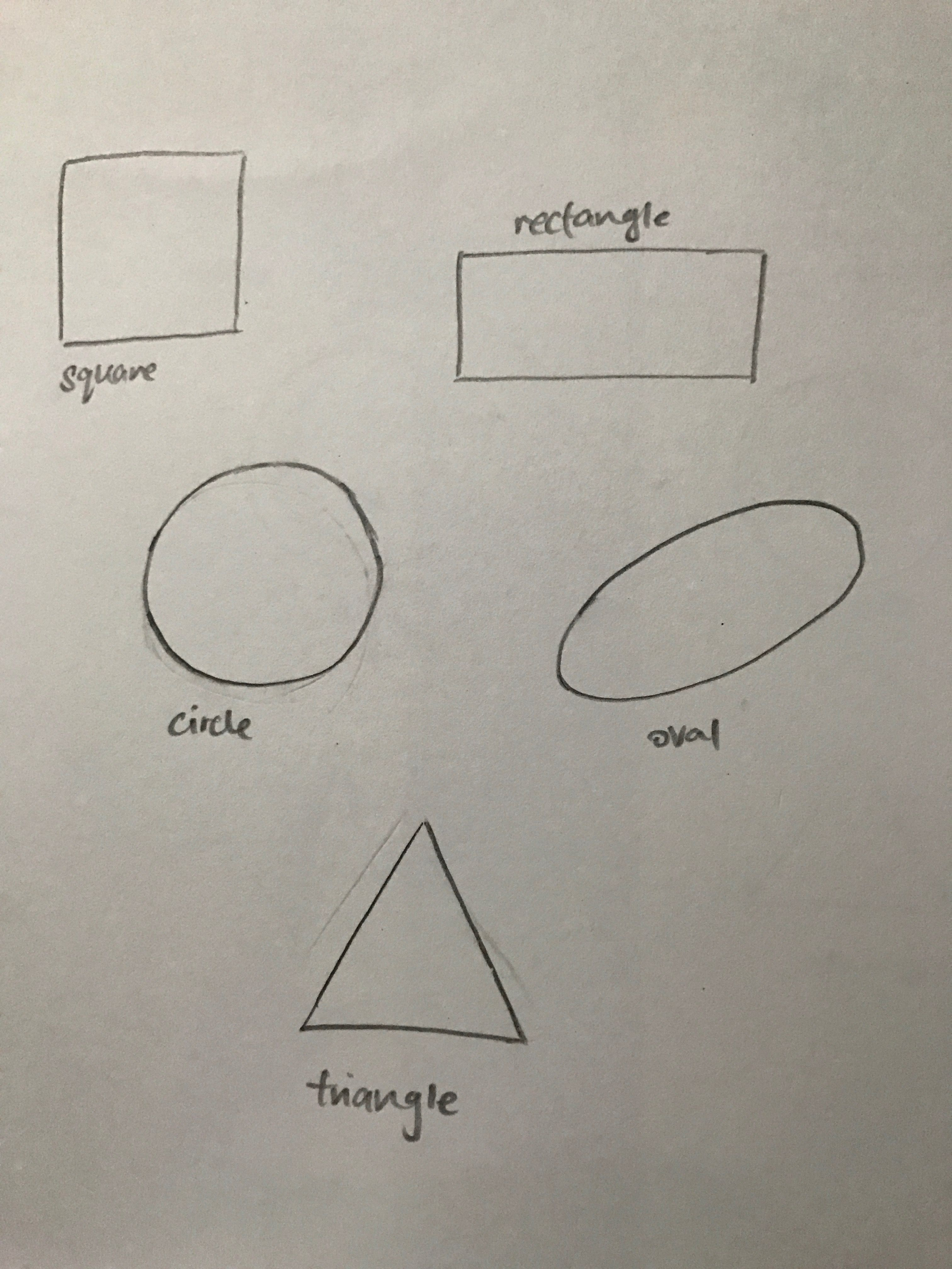 A Draw Basic Shapes