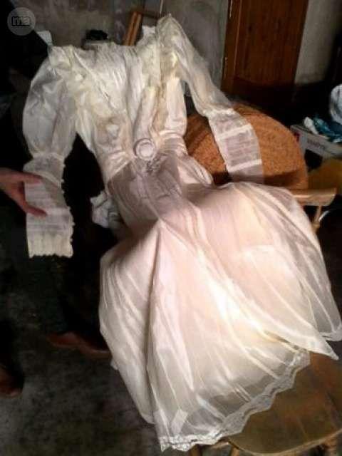 Vestidos de novia vintage alicante