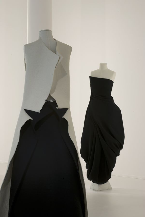 Yamamoto at the V&A | haute couture | Fashion, Japanese ...