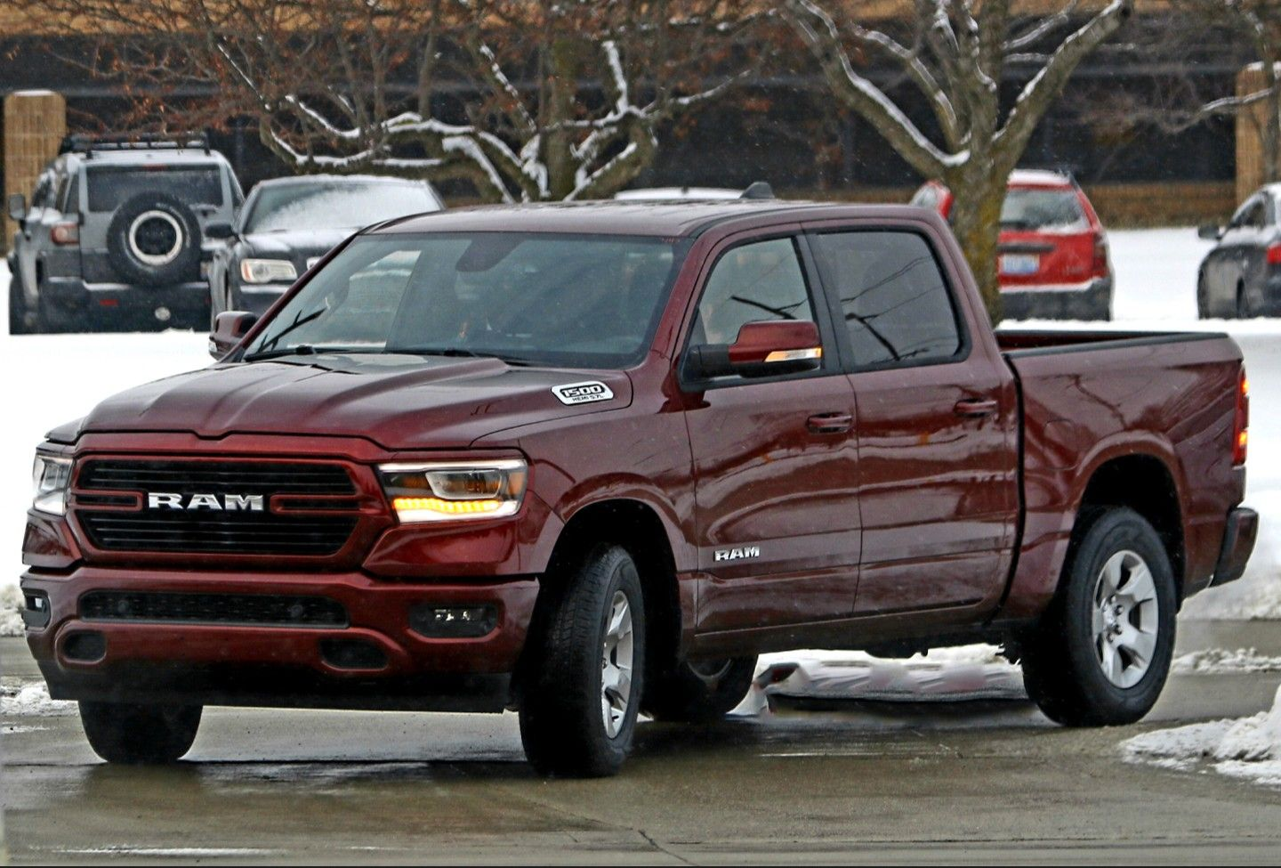 2019 Dodge RAM Trucks Pinterest