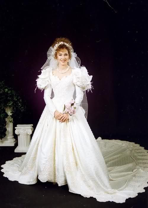 1980s Wedding Dress The Wedding Singer Costume Research