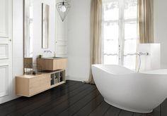 cool ide dcoration salle de bain une salle de bains design ambiance zen