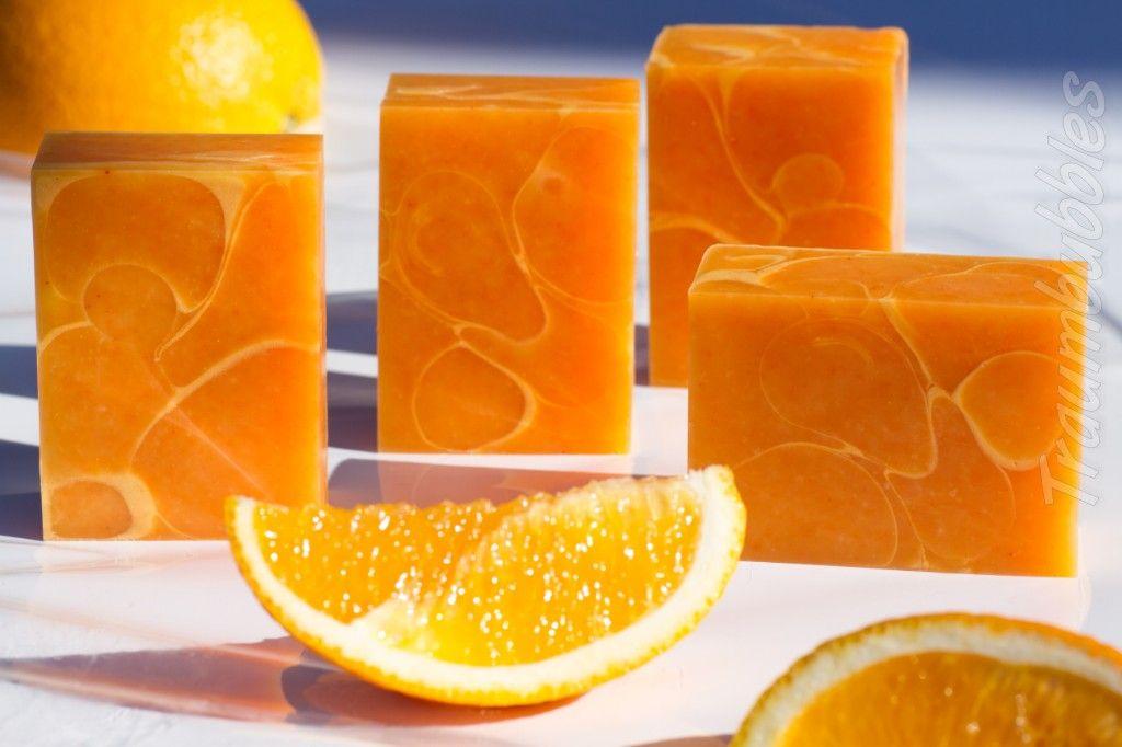 wie frisch gepresste Orange.....