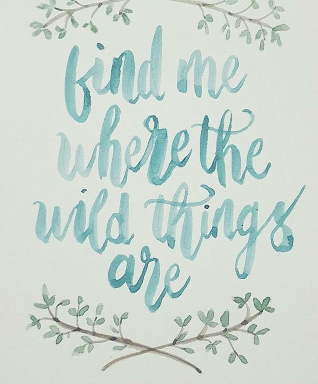 Find me Where the Wild Things are wildthings adventure