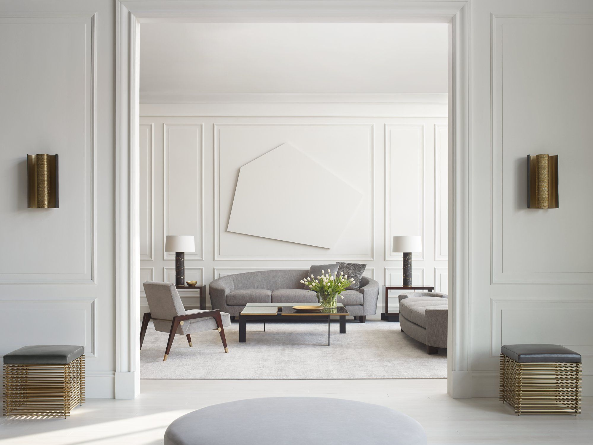 Thomas Pheasant For Baker Furniture Modern Classic Interior Baker Furniture Luxury Furniture