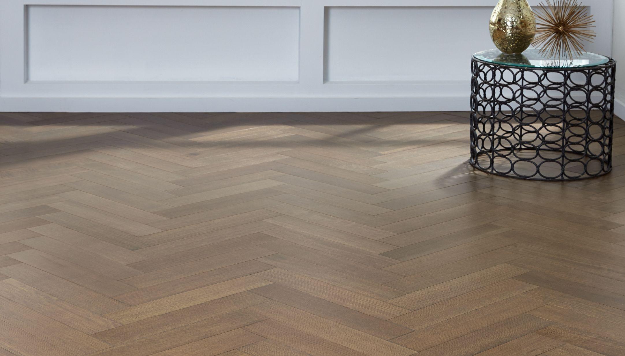 Wood Stain Flooring Pinterest Herringbone Floor