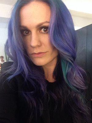 Hair Colorist Aura Friedman Dishes on Anna Paquin's New Purple Hair