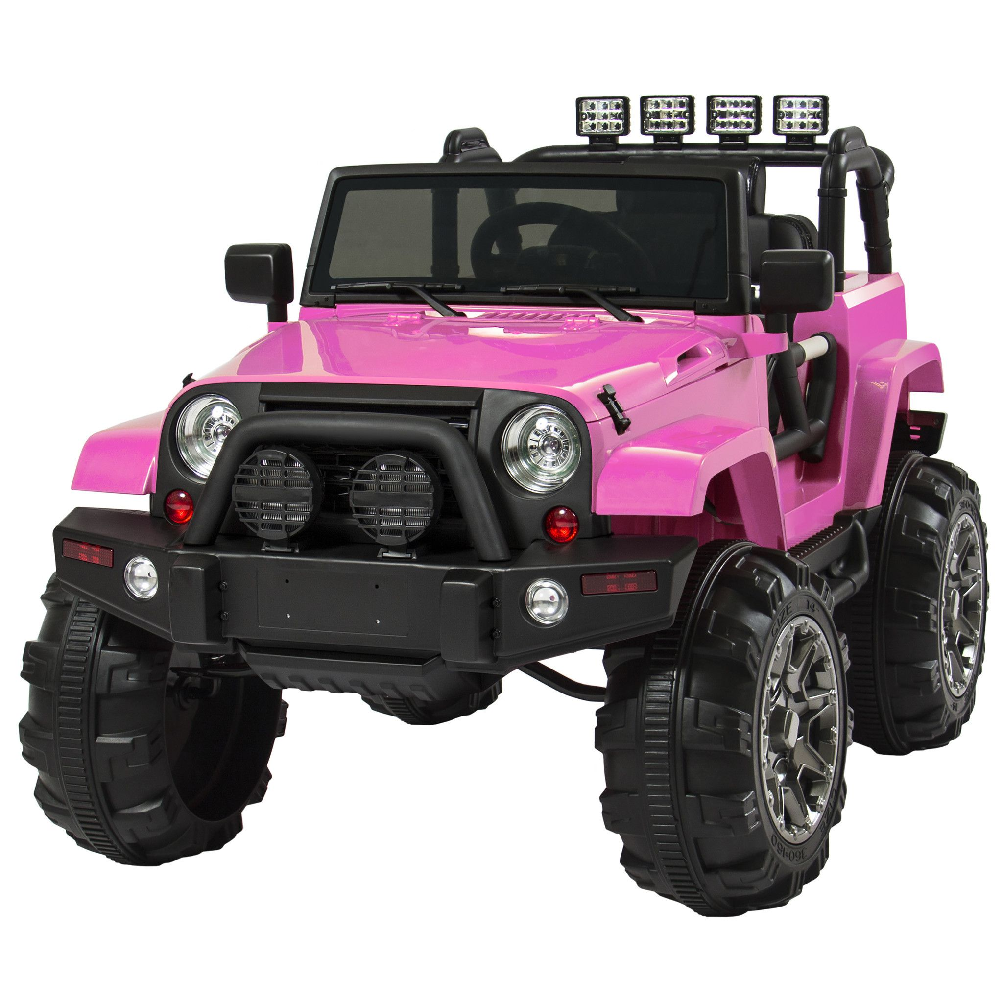 Best Choice Products 12V Ride Car Truck W Remote Control 3