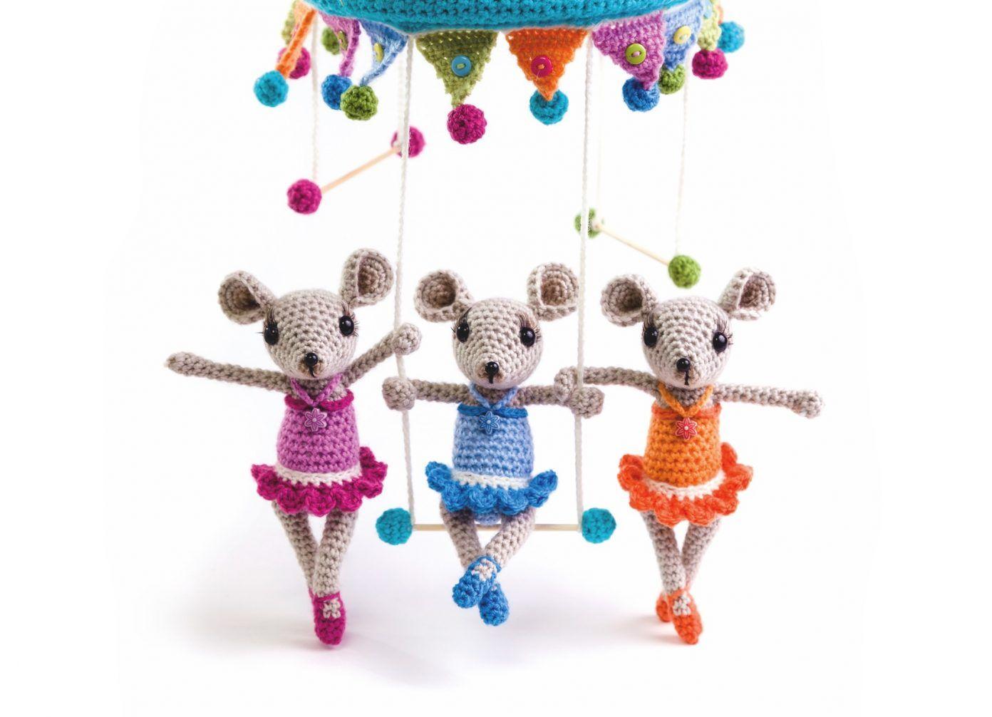 Das Trapez-Trio als Kinder-Mobile   Kinder mobile, Trapez und Mobiles