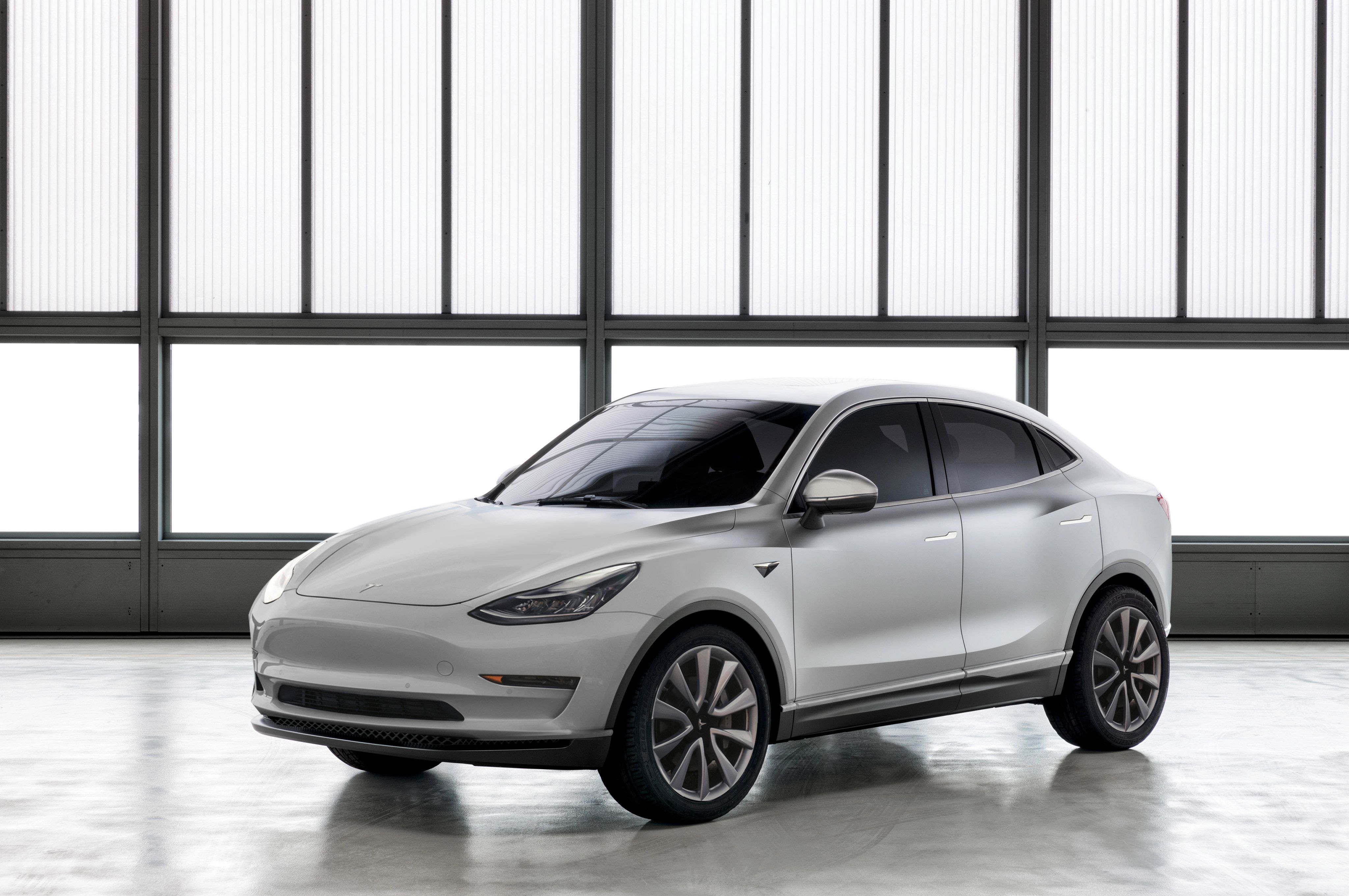 Check Out My Behance Project Tesla Model Y Https Www Behance Net Gallery 65494557 Tesla Model Y Tesla Model Concept Cars Car Amp