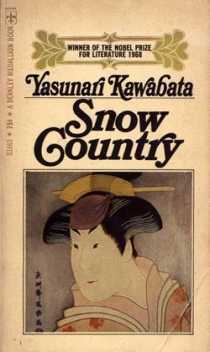 Berkley books snow country yasunari kawabata paperback library berkley books snow country yasunari kawabata fandeluxe Image collections