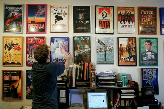 Band Poster Wall Movie Poster Wall Movie Themed Rooms Bedroom Posters